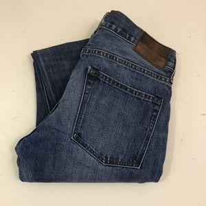 J. Crew Style 484 Men Straight Leg Slim Size 33X30